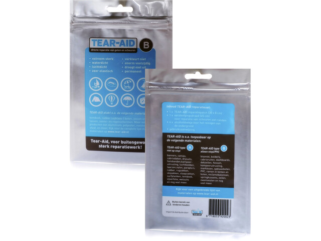Tear-Aid Reparatur-Material Typ B Patch